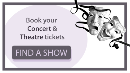 theatre tickets and Shows