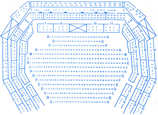 Eden Court Theatre Inverness Seating Plan View The Seating Chart